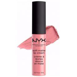 NYX Soft Matte Lip Cream -istanbul