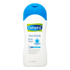 CETAPHIL ULTRA GENTLE BODY WASH FRANGRANCE FREE 16.9oz