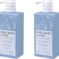 MEDIX 5.5 COLLAGEN CREAM WITH CAVIAR ANTI AGING MOISTURIZER