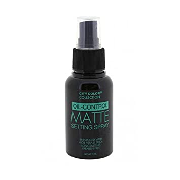 CITY COLOUR OIL CONTROL MATTE SETTING SPRAY