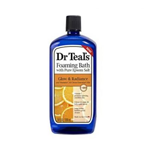 Dr. Teal's Glow & Radiance With Vitamin C.