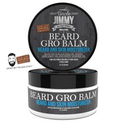UNCLE JIMMY  BEARD GRO BALM