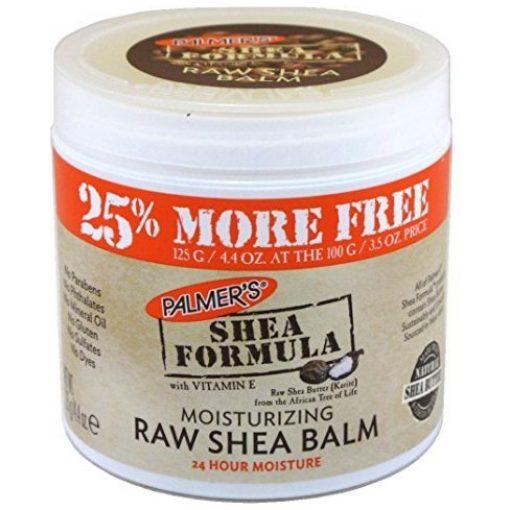 Palmers Raw Shea Balm Moisturizing 4.4oz