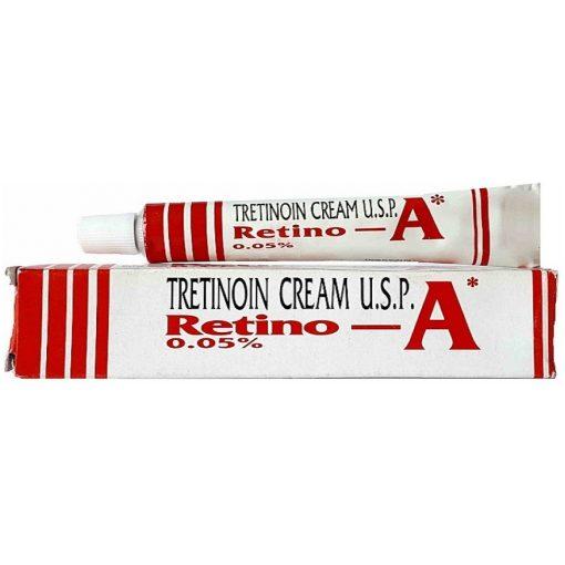 Retin a Tretinoin Cream 0.05% - (20g)