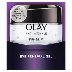 Olay Anti-wrinkle Firm and Lift Anti-ageing Eye Renewal Gel, 15 Ml