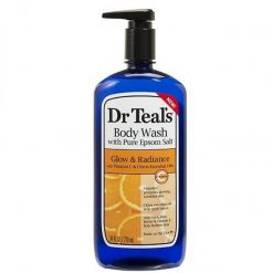 Dr Teals Ultra Moisturizing Body Wash - Glow and Radiance
