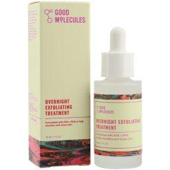 Good Molecules Overnight Exfoliating Treatment-30ml