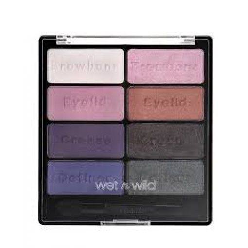 Wet N Wild Color Icon Eyeshadow Collection - Petal Pusher
