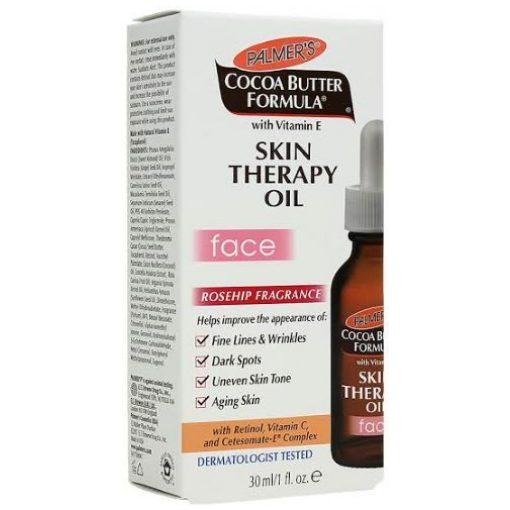 Palmers Cocoa Butter Formula With Vitamin E Skin Therapy Oil Face