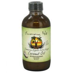 Jamaican Organic Extra Virgin Coconut Oil 4 Oz