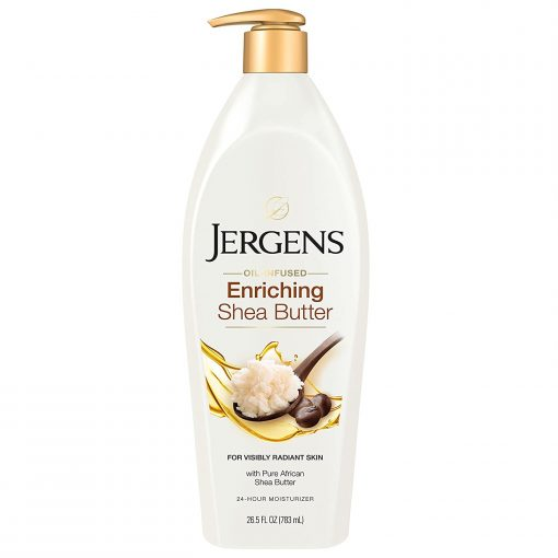Jergens Oil Infused -enriching Shea Butter- 16.8oz