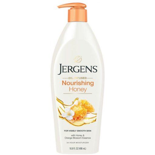 Jergens Oil Infused Nourishing Honey-16.8oz
