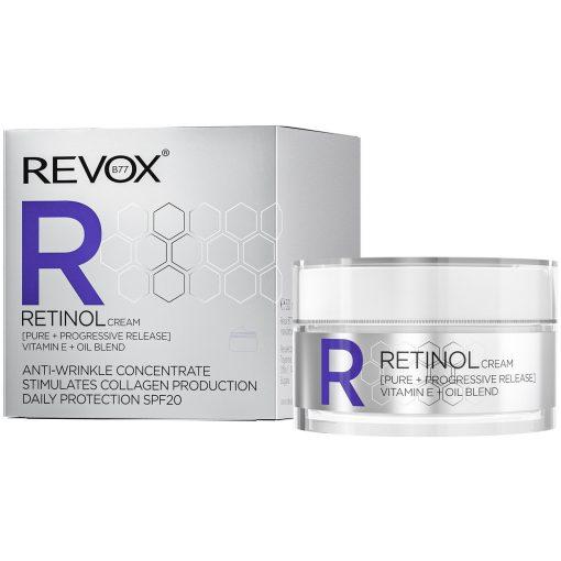 Revox Retinol Cream With Spf20-50ml
