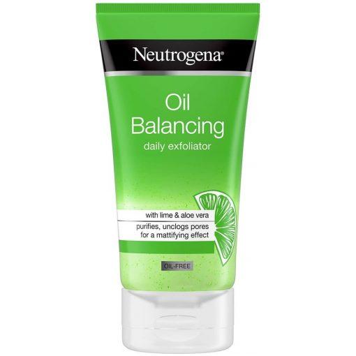 Neutrogena Oil Balancing Exfoliator