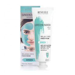 Revuele Green Cryo Effect Face Mask